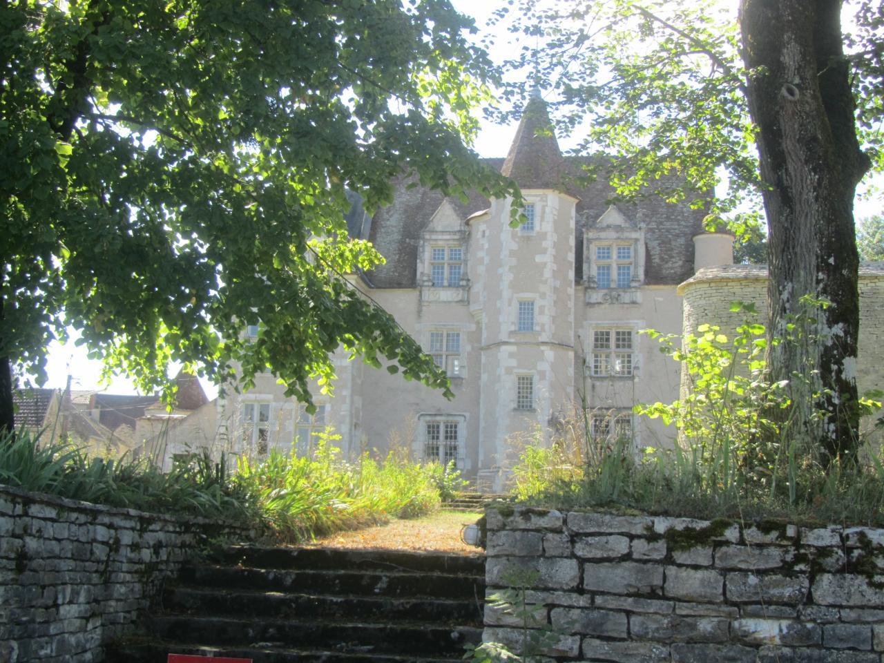 Chateau de Chastenay